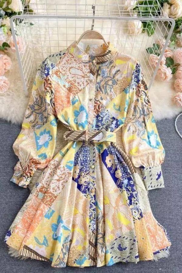 Sukienka CZIKALETTA 1