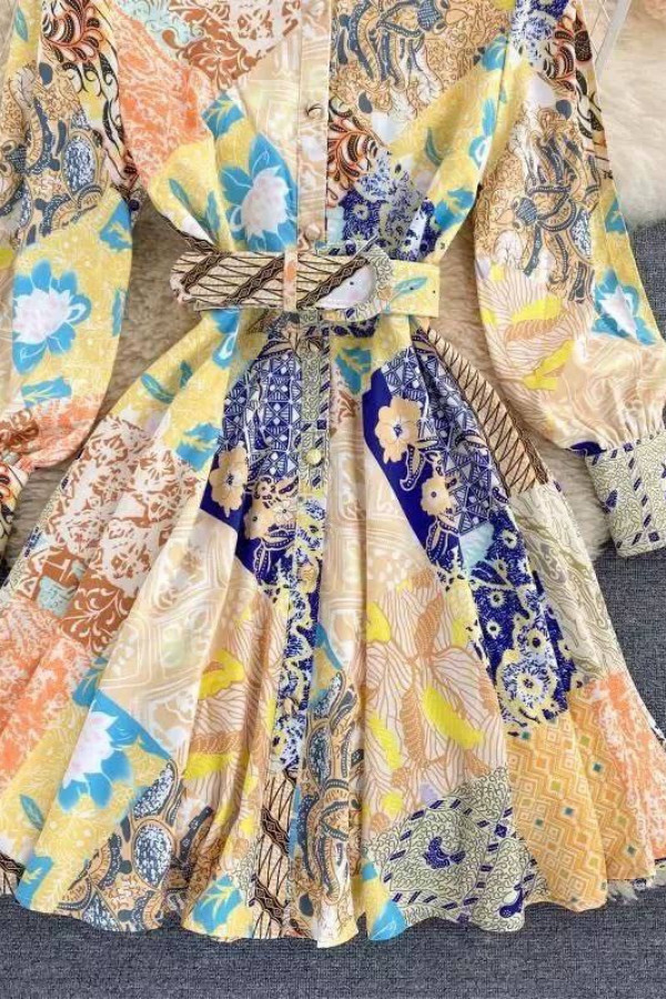 Sukienka CZIKALETTA 2