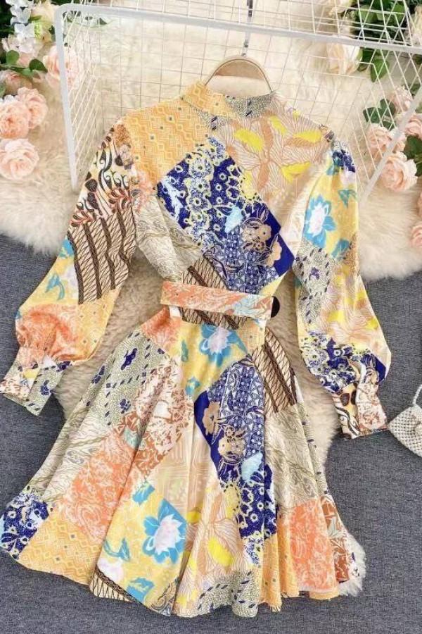 Sukienka CZIKALETTA 5