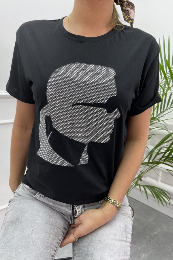 Tshirt KARL FACE