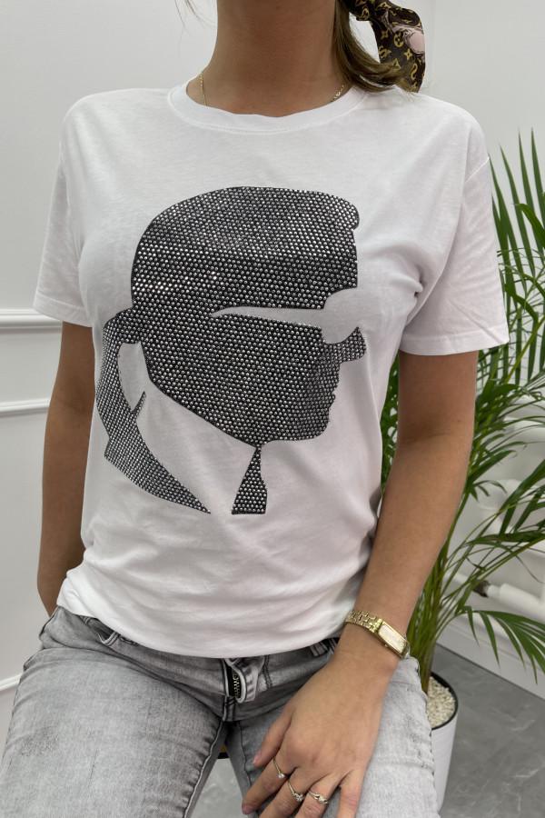 Tshirt KARL FACE 1