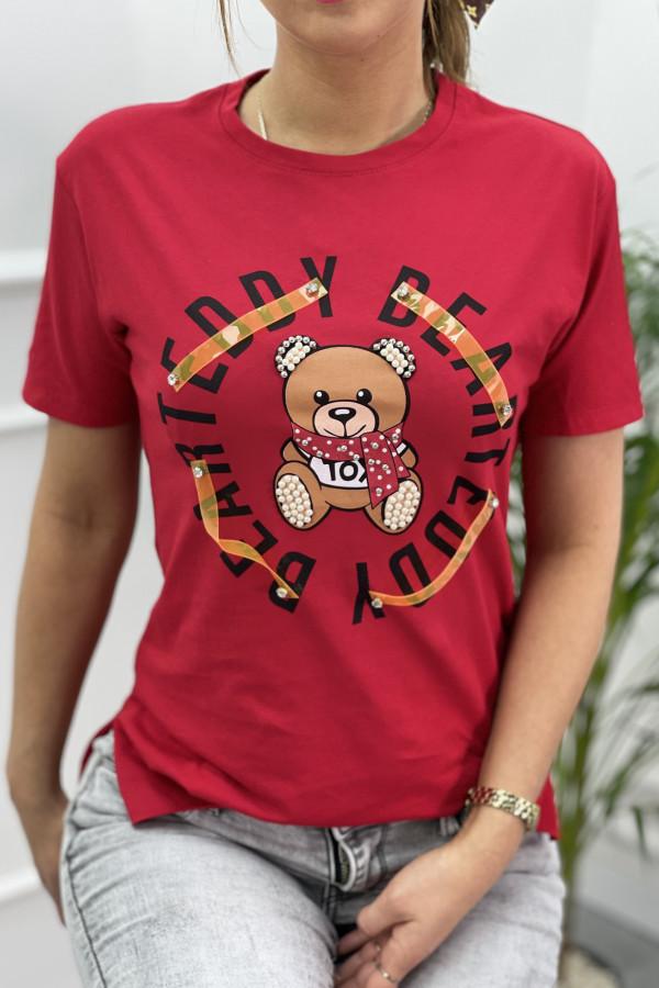 Tshirt BEAR TEDDY 1