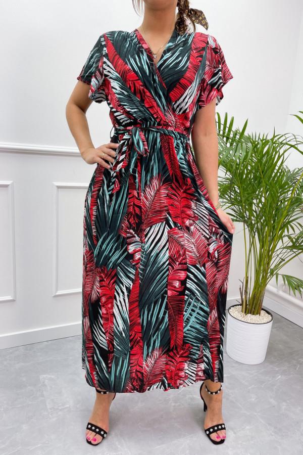 Sukienka INDONEZJA Miss Sara Sleeves