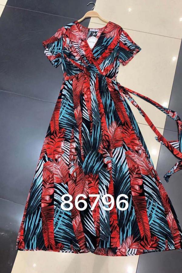 Sukienka INDONEZJA Miss Sara Sleeves 1