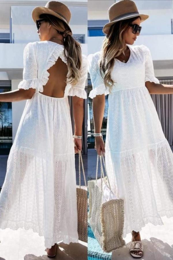 Sukienka PIU BELLA BOHO STYLE 7