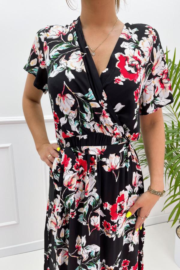 Sukienka GLORIA Miss Sara Sleeves 1