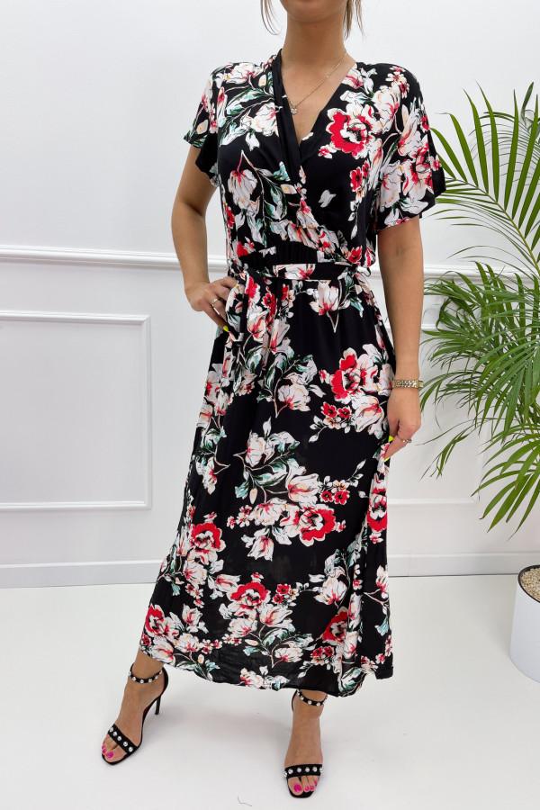 Sukienka GLORIA Miss Sara Sleeves 2