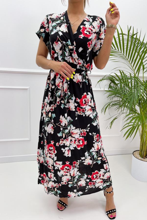 Sukienka GLORIA Miss Sara Sleeves 3