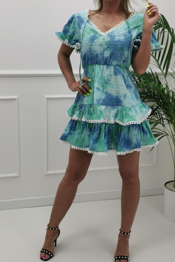 Sukienka FLAMENCO 5