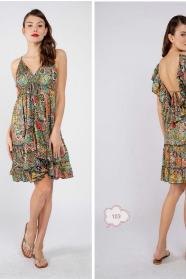 Sukienka MEMPHIS 3