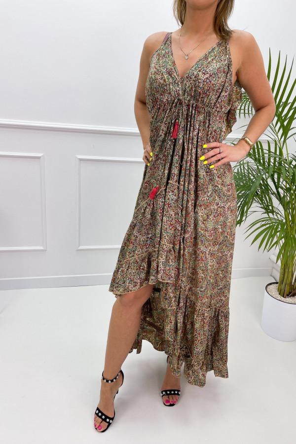 Sukienka VIRGINIA 4