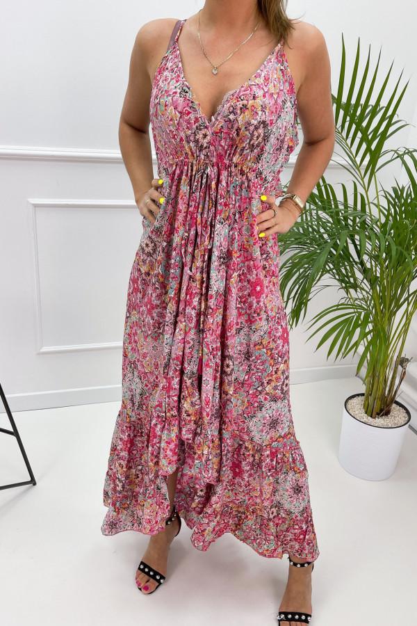 Sukienka VIRGINIA 5