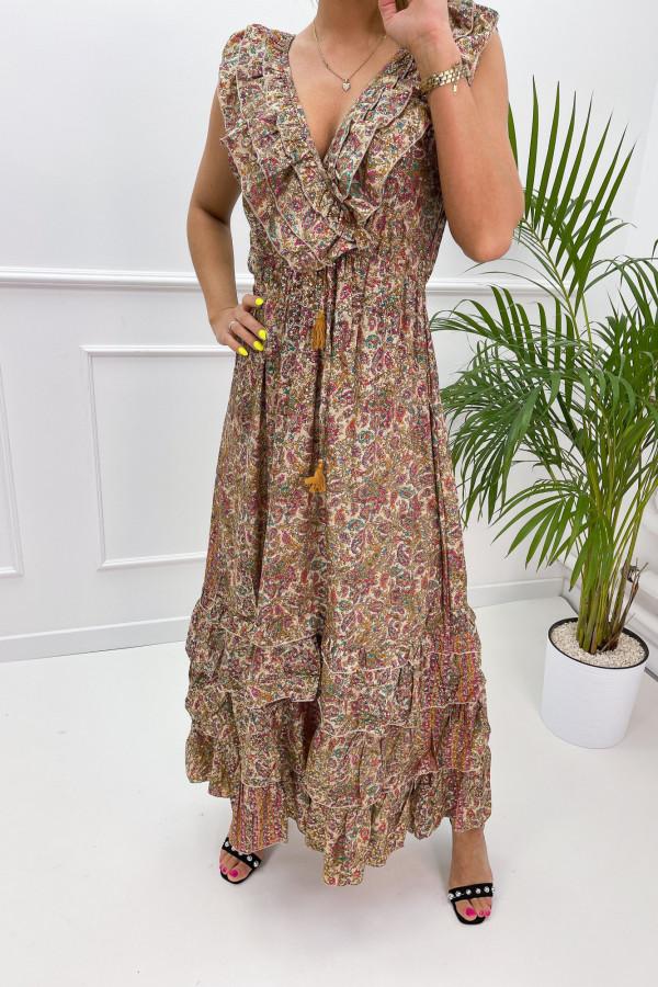 Sukienka QUEBEC 4