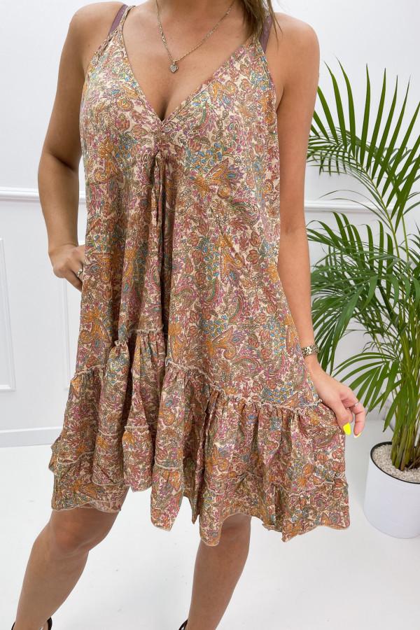 Sukienka MEMPHIS 1