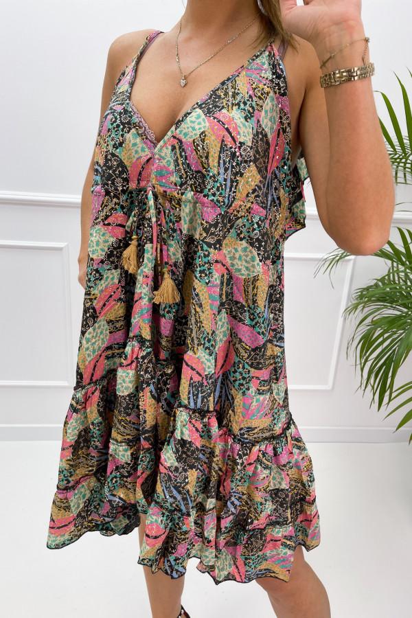 Sukienka MEMPHIS 2