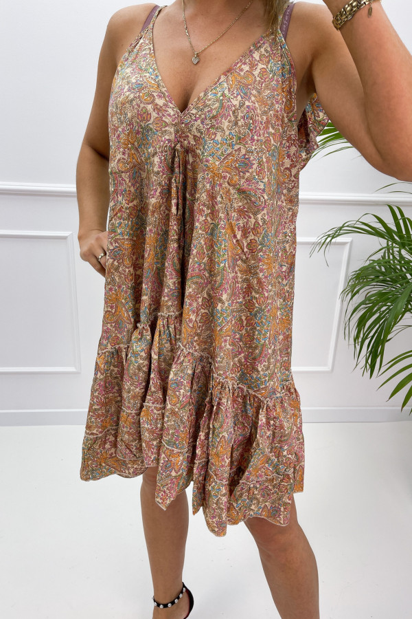 Sukienka MEMPHIS 5