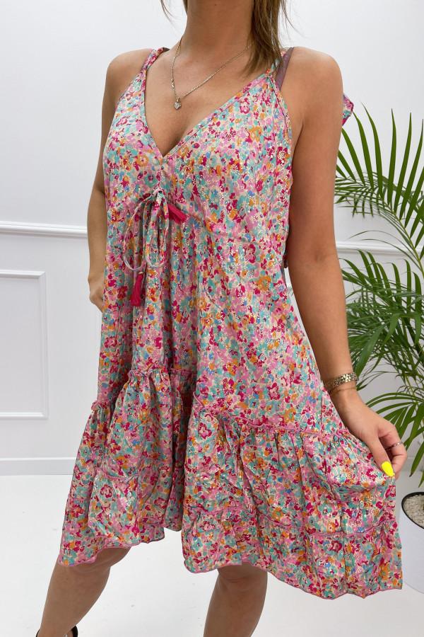 Sukienka MEMPHIS 6
