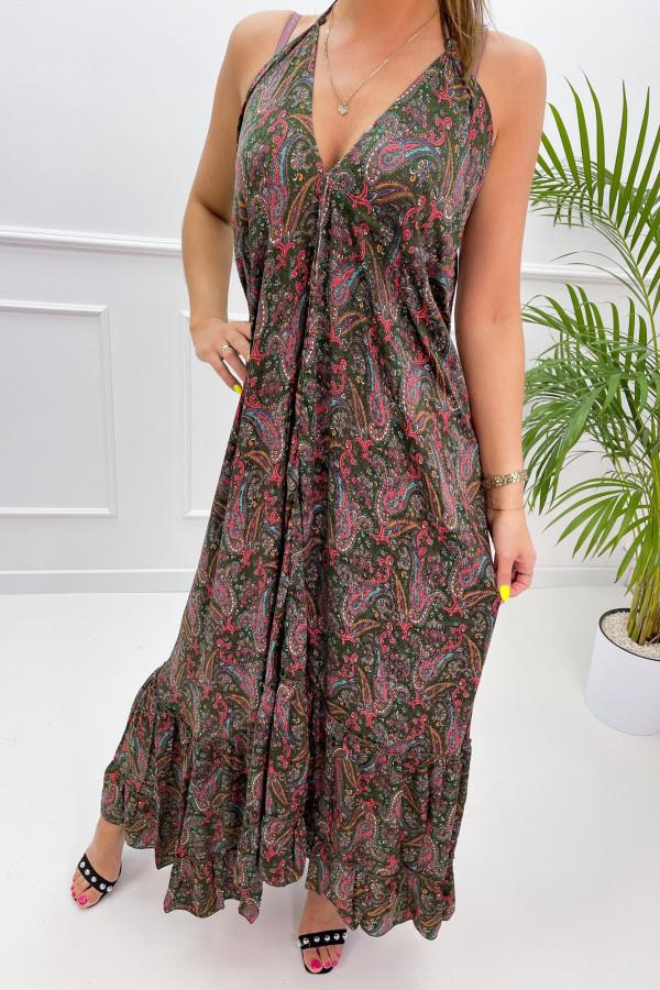 Sukienka ONTARIO 5