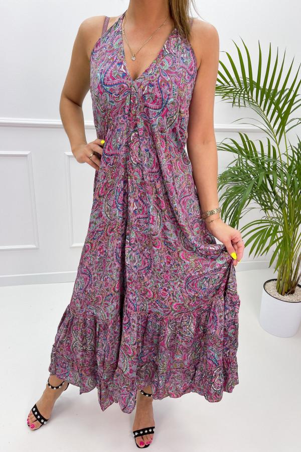 Sukienka ONTARIO 7