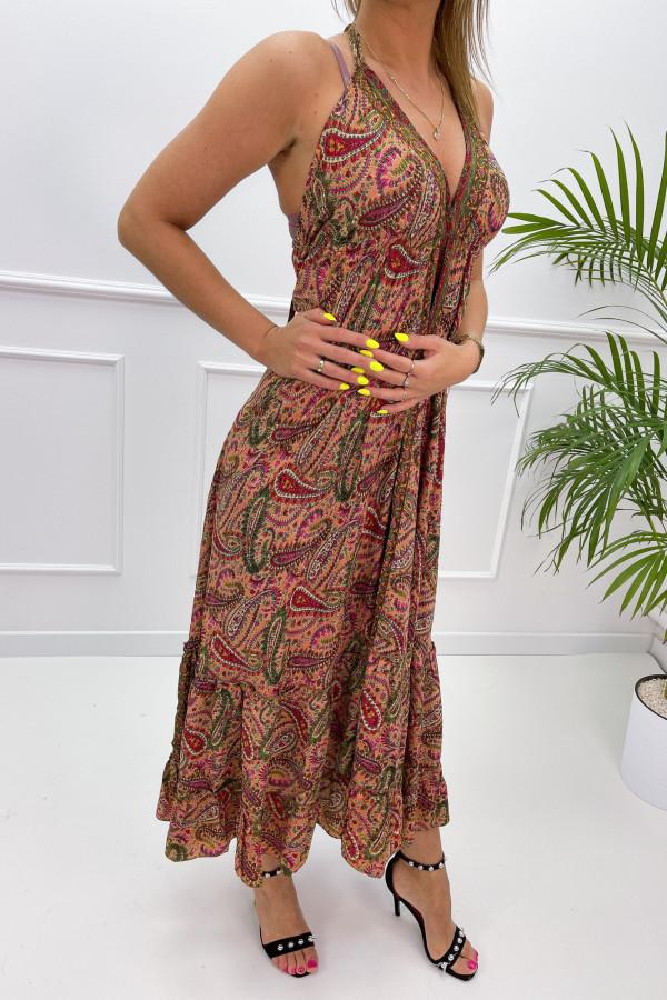 Sukienka ONTARIO 9