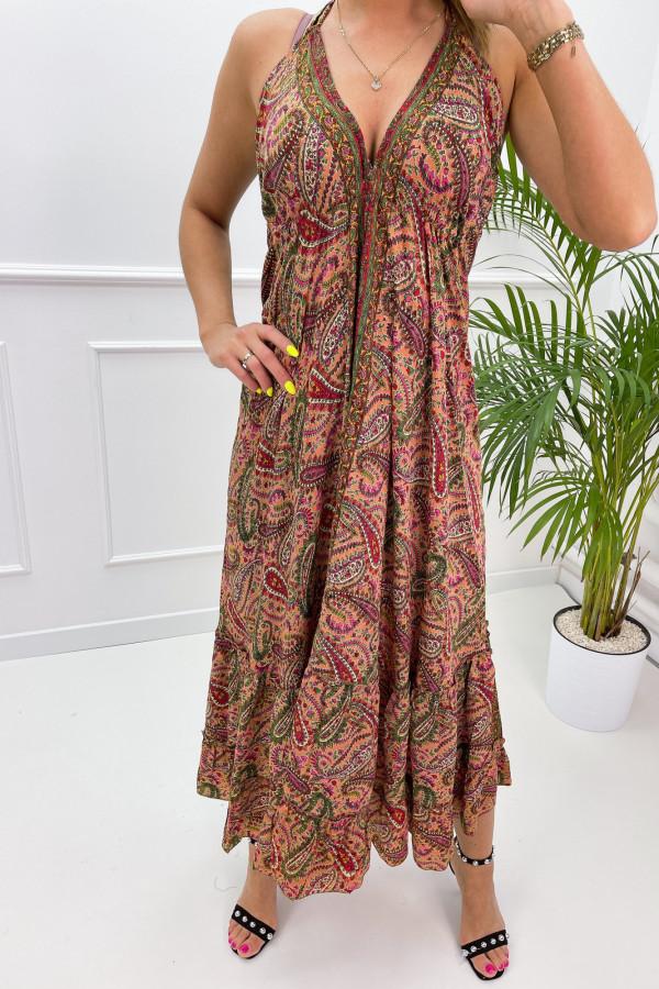 Sukienka ONTARIO 10