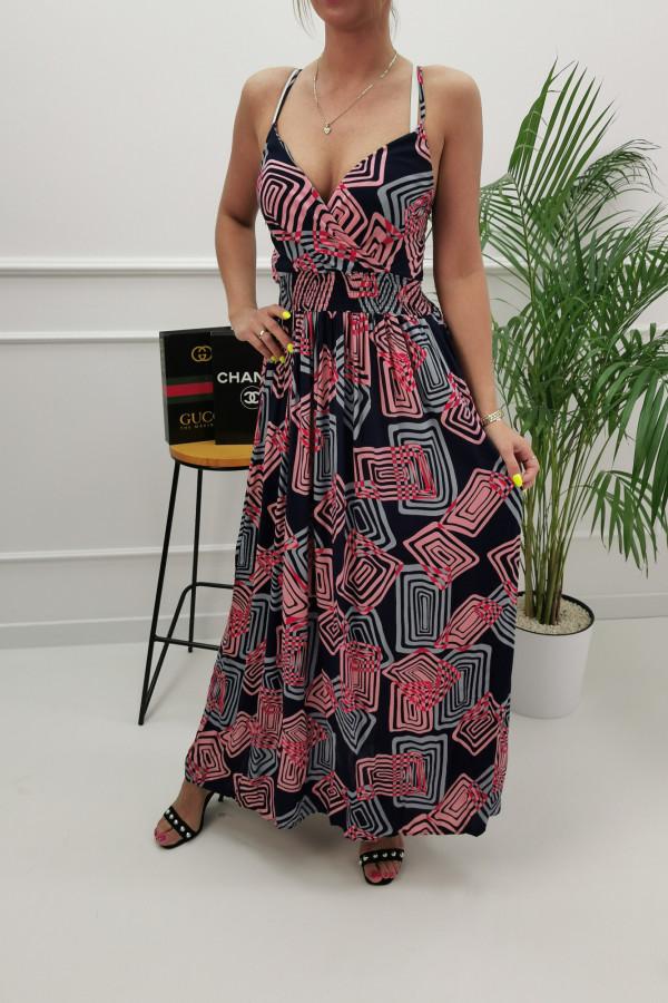Sukienka LINE Miss Sara SLIM 1