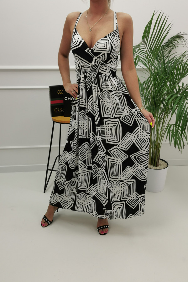 Sukienka LINE Miss Sara SLIM 3