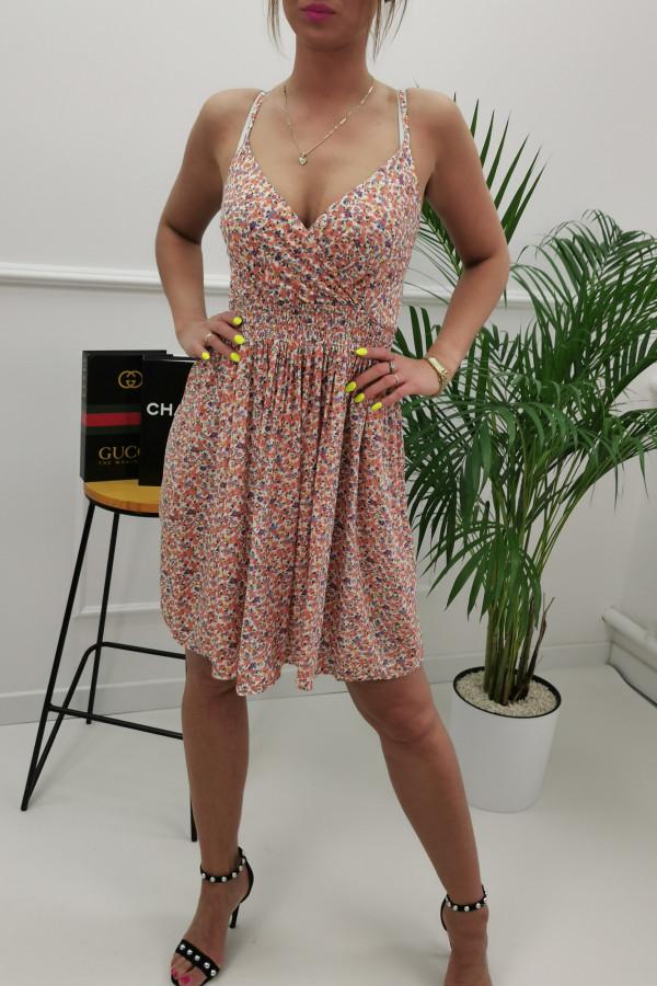 Sukienka KLAUDYNKA Miss Sara Short 1