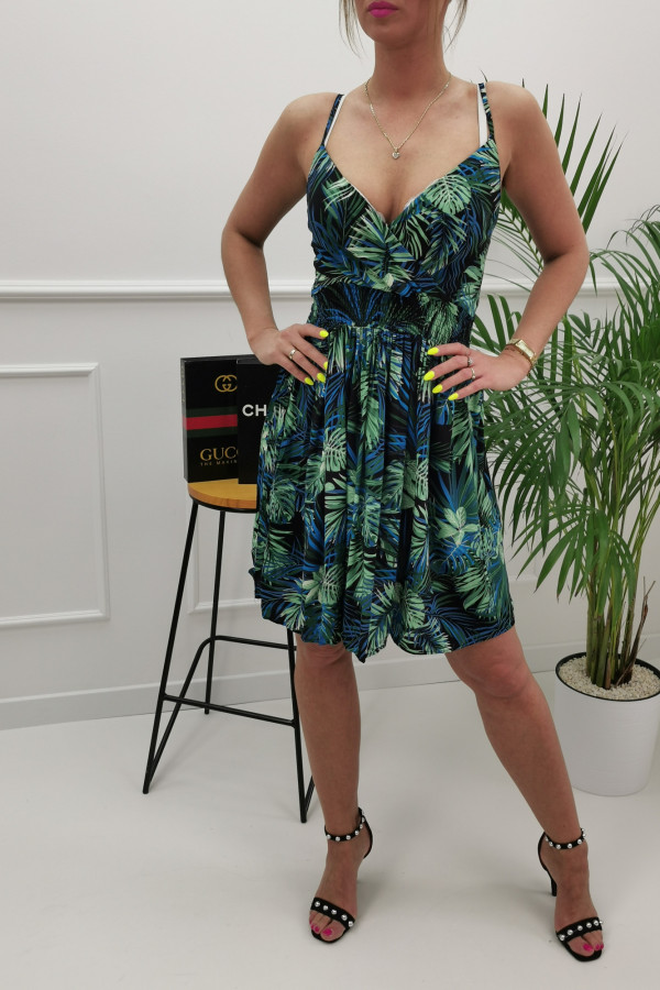 Sukienka HAWAII BLUE Miss Sara Short