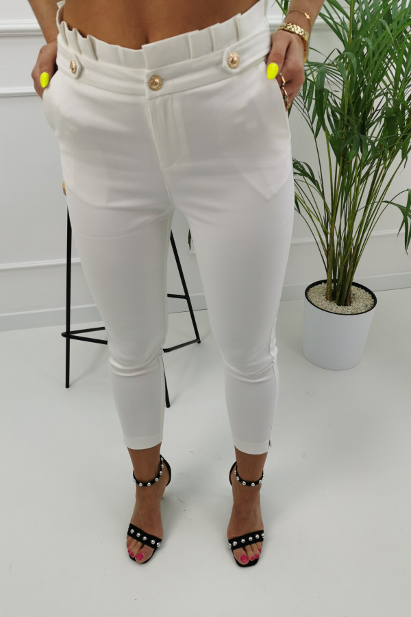 Spodnie GOLD BUTTON 6