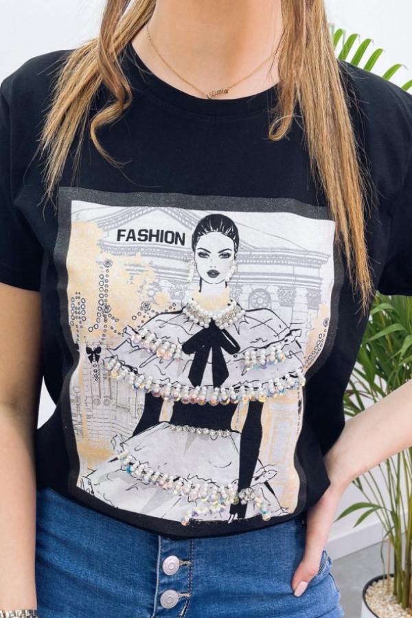 Tshirt FASHION GIRL