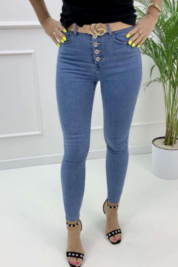 Spodnie jeansowe BUTTONS