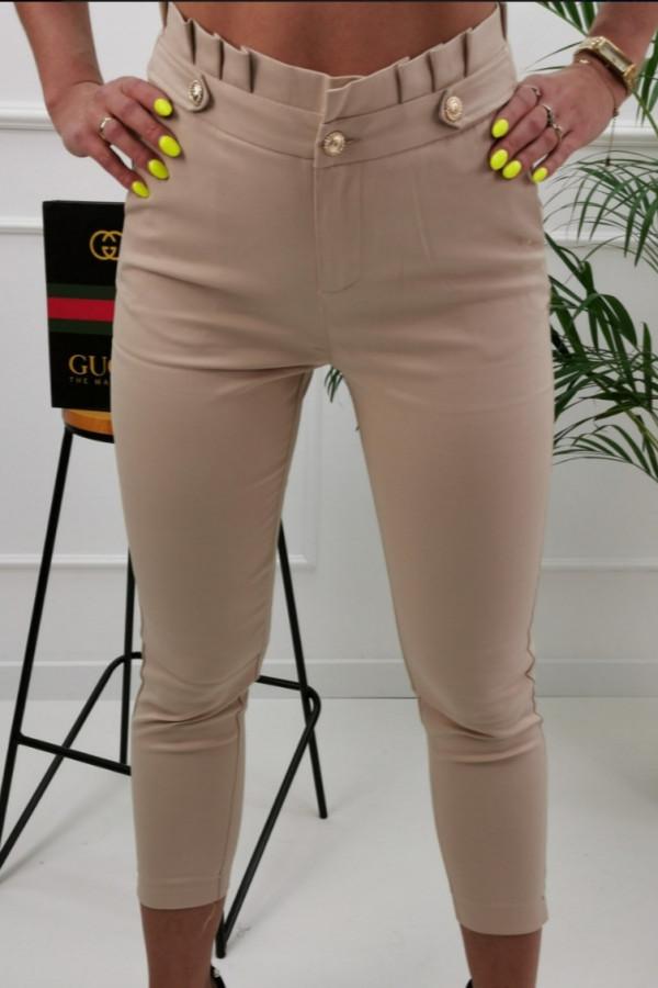 Spodnie GOLD BUTTON