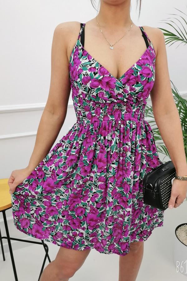 Sukienka MAKI Miss Sara Short 3