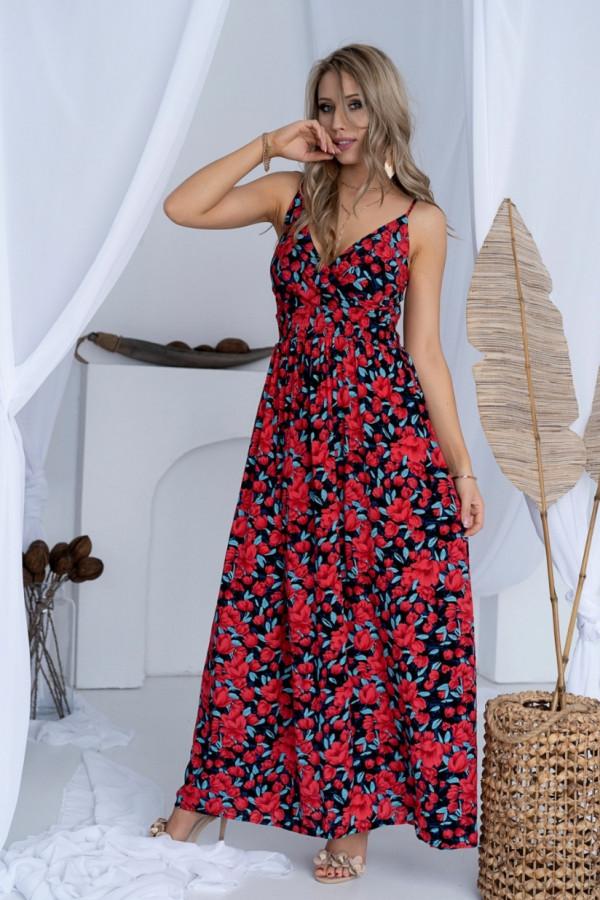 Sukienka MAKI Miss Sara Slim