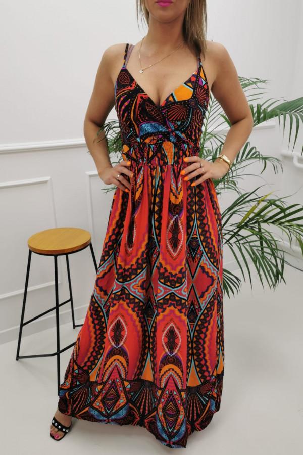 Sukienka ZANZIBAR Miss Sara Slim