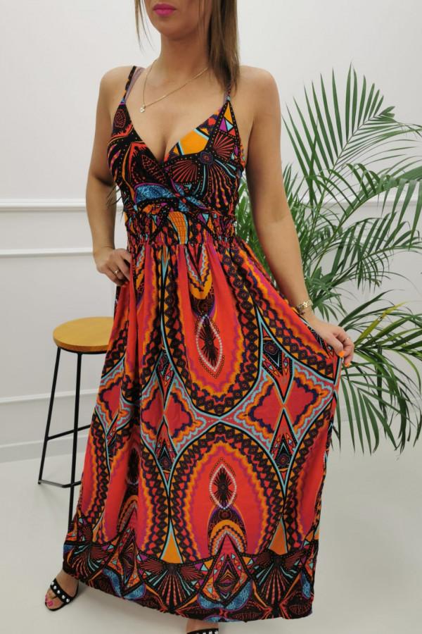 Sukienka ZANZIBAR Miss Sara Slim 1
