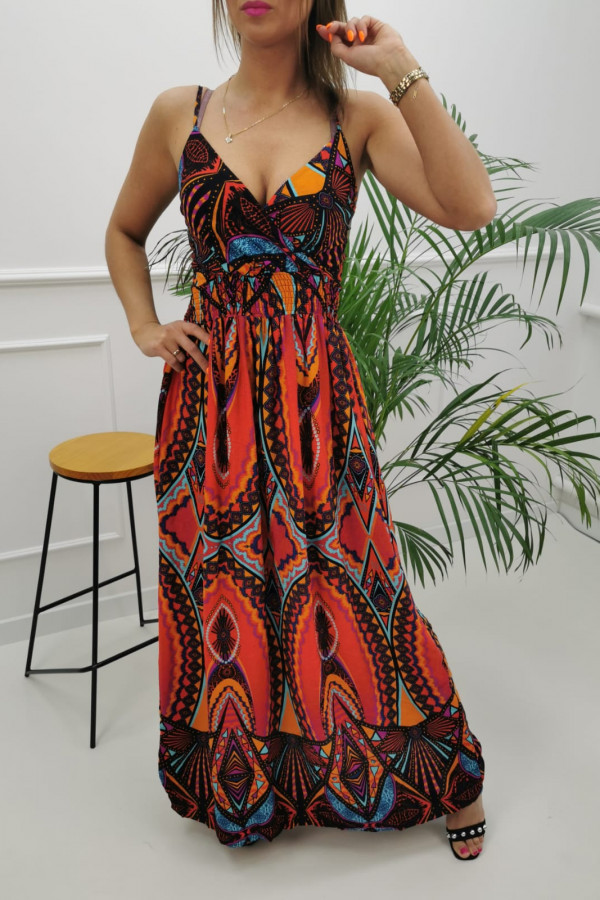 Sukienka ZANZIBAR Miss Sara Slim 2
