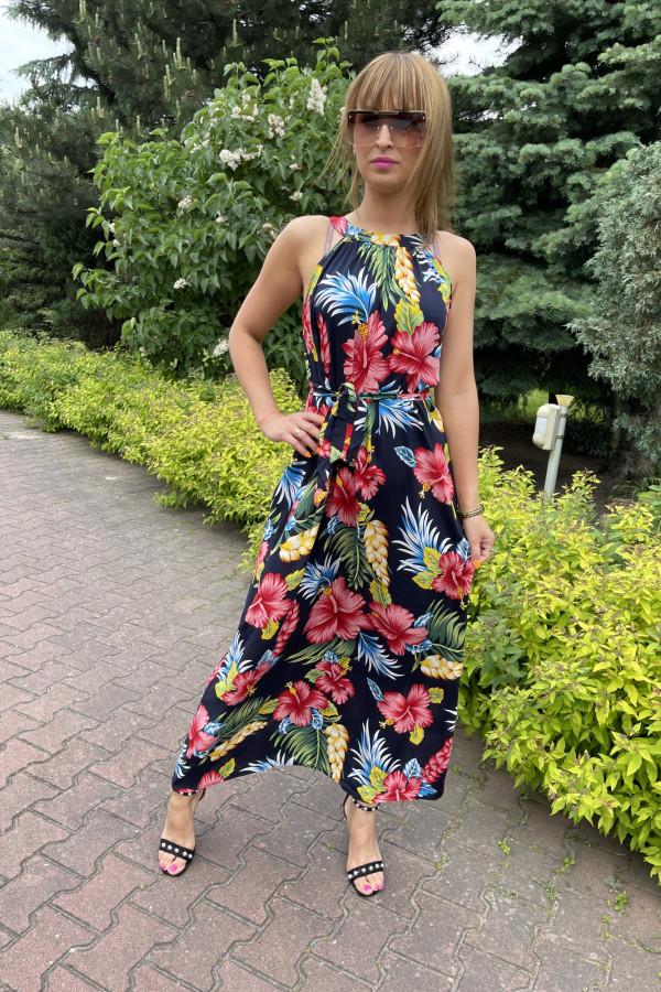 Sukienka NORA Miss Sara Maxi 12