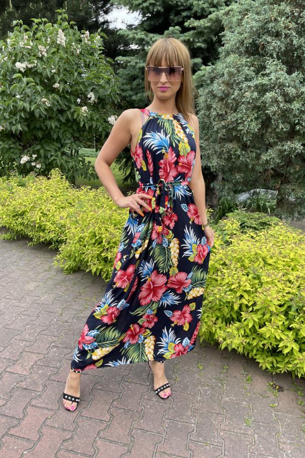 Sukienka NORA Miss Sara Maxi 13