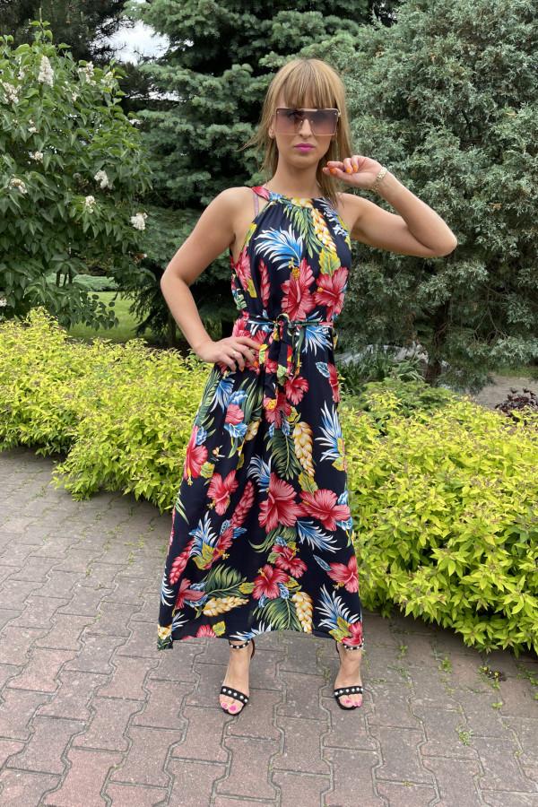 Sukienka NORA Miss Sara Maxi 14