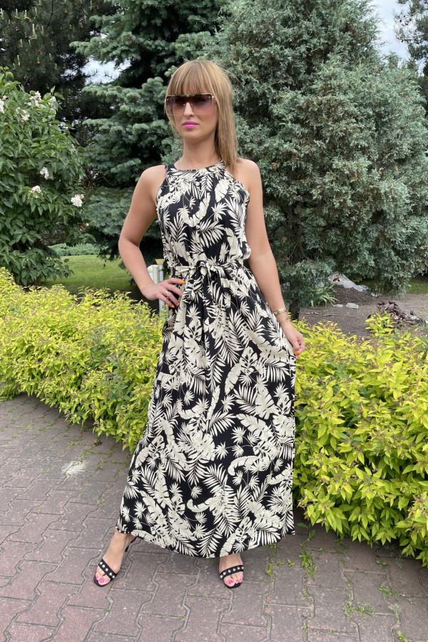 Sukienka TENDENCE Miss Sara MAXI 4