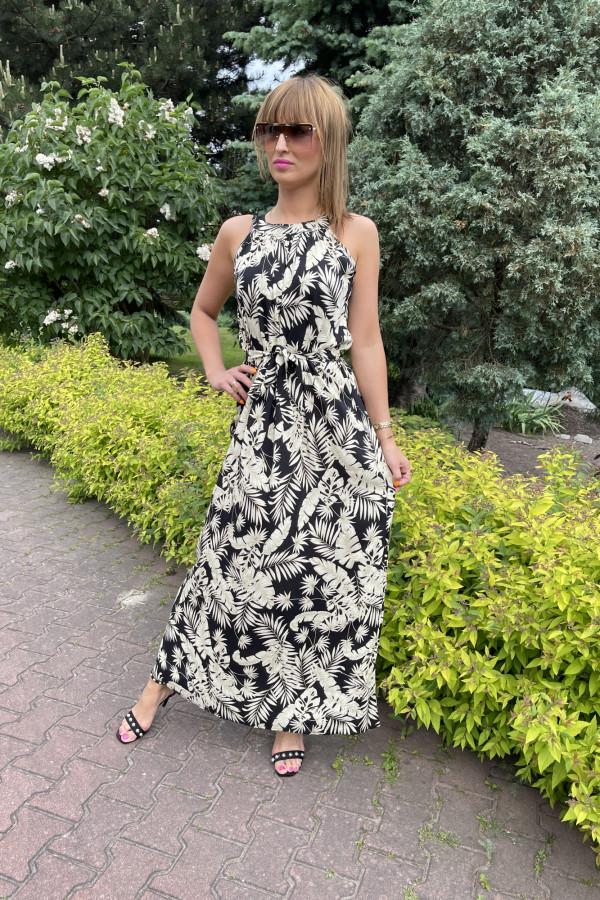 Sukienka TENDENCE Miss Sara MAXI 5