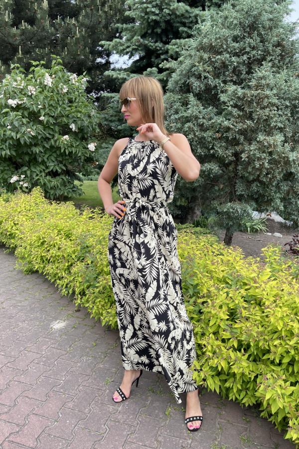 Sukienka TENDENCE Miss Sara MAXI 6