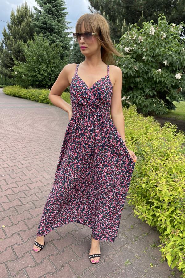 Sukienka FABIOLA Miss Sara Slim 5