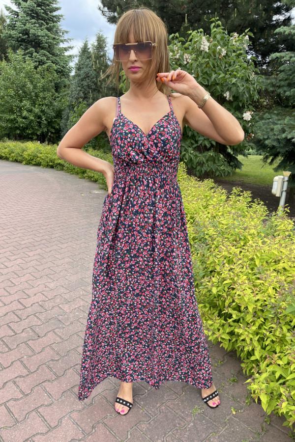 Sukienka FABIOLA Miss Sara Slim 6