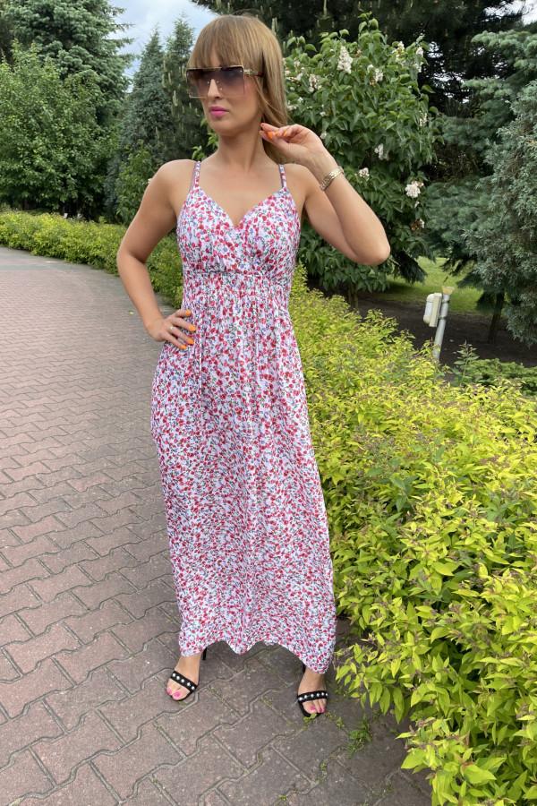 Sukienka FABIOLA Miss Sara Slim 10