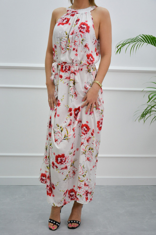 Sukienka GLORIA Miss Sara Maxi