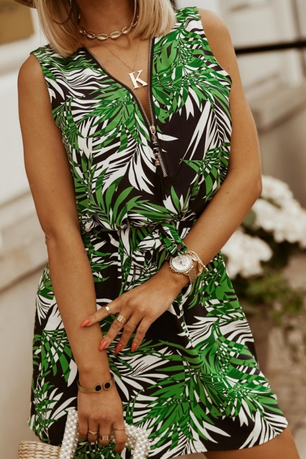 Sukienka HAITI Miss Sara Zip