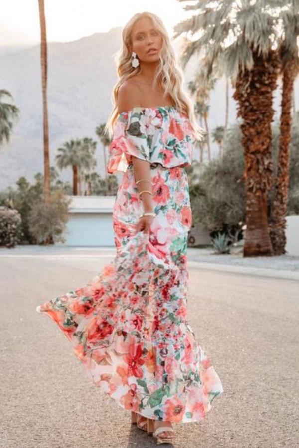 Sukienka FLORIDA FLOWER 2